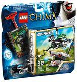 LEGO Legends of Chima: Skunk Attack (70107)