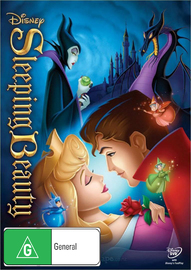 Sleeping Beauty on DVD