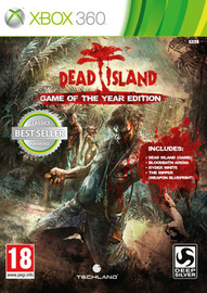 Dead Island Game of the Year Edition (ex display) for X360