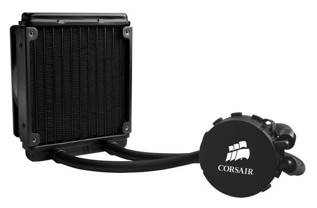 Corsair Cooling Hydro Series H55 Liquid CPU Cooler