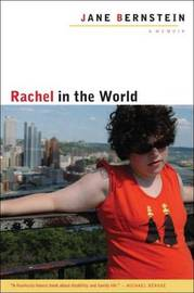 Rachel in the World by Jane Bernstein image