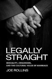 Legally Straight by Joe Rollins