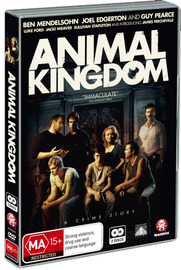 Animal Kingdom on DVD image