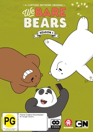 We Bare Bears - Season 1 on DVD image