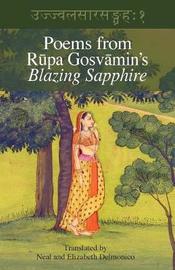 Poems from Rupa Gosvamin's Blazing Sapphire by Rupa Gosvamin image