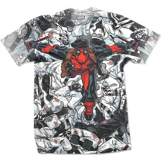 Deadpool Leap (X Large)