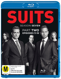 Suits: Season 7 Part 2 on Blu-ray