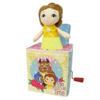 Disney Baby: Princess Belle - Jack In The Box