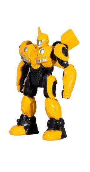 Transformers: Metal Mini Robot - Bumblebee