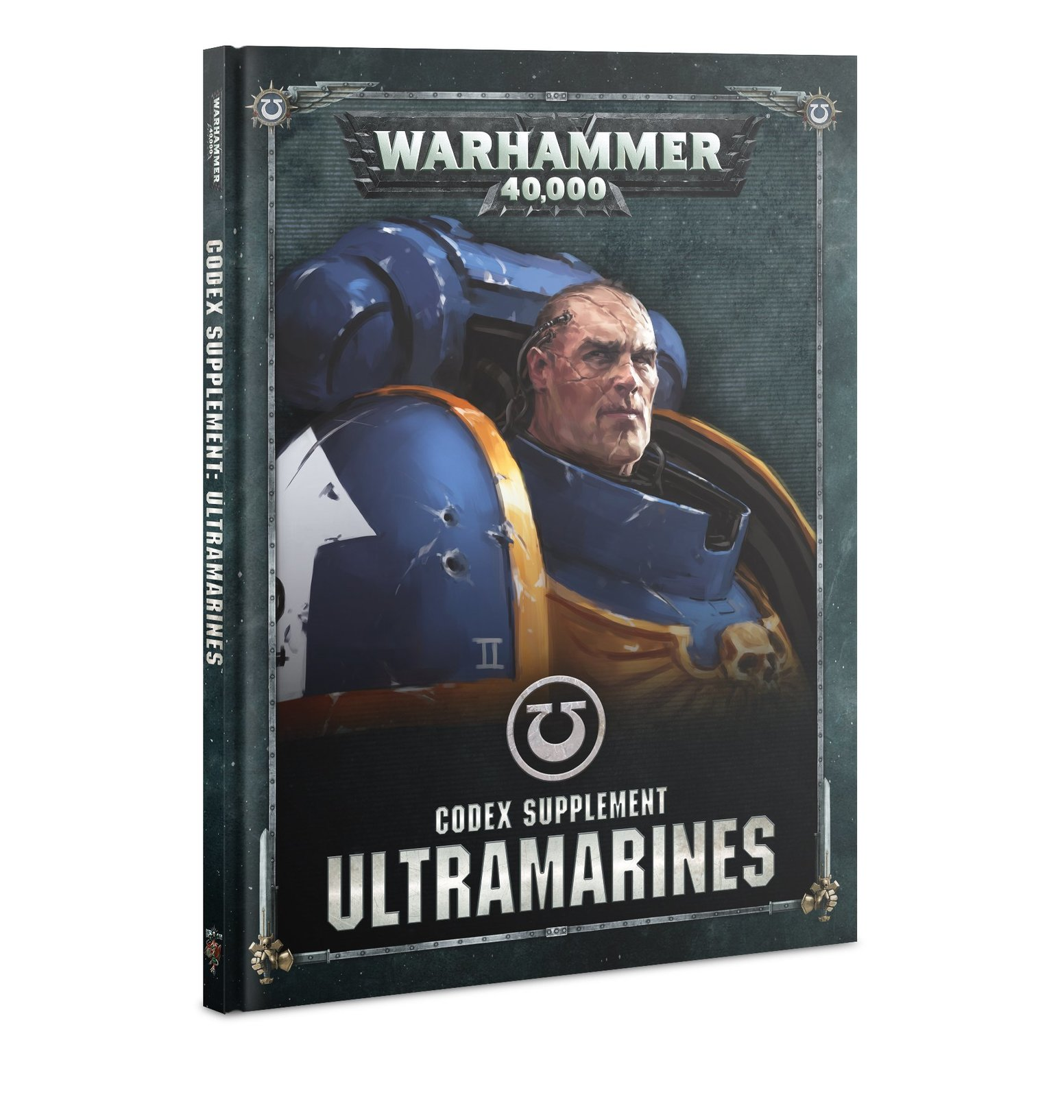Warhammer 40,000 Codex: Ultramarines image