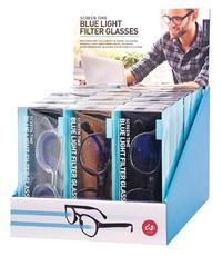 IS Gift: Screen Time - Blue Light Filter Glasses (Tortoiseshell)