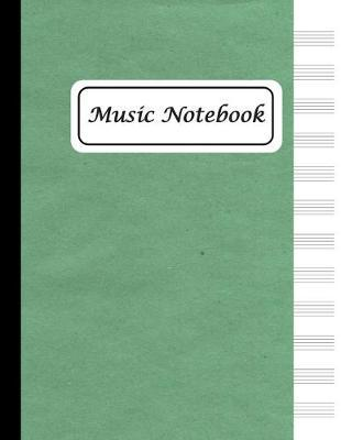 Music Notebook by Patrica White