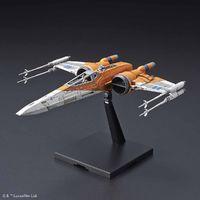 Star Wars: 1/72 Poe's X-wing Fighter - Model Kit image