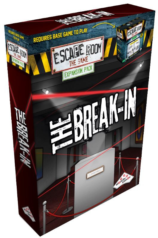 Escape Room: The Game - The Break-in Expansion image