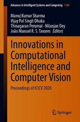 Innovations in Computational Intelligence and Computer Vision