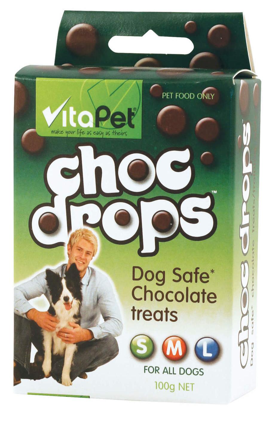 Vitapet: Choc Drops (100g) image