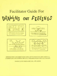 Facilitator Guide for Drawing Out Feelings by Marge Eaton Heegaard image