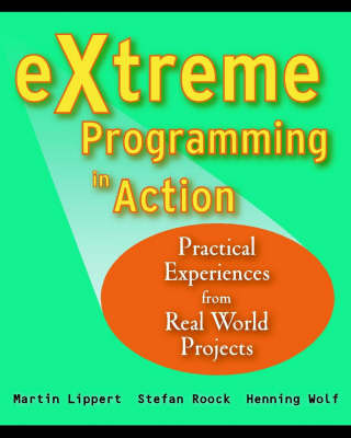 eXtreme Programming in Action by Martin Lippert image