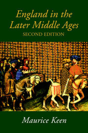 England in the Later Middle Ages by M H Keen image