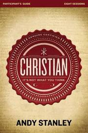 Christian Study Guide with DVD: It's Not What You Think by Andy Stanley