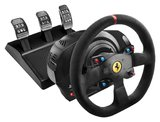 Thrustmaster VG T300 Ferrari Alcantara Edition Racing Wheel (PS3, PS4 & PC) for PS4