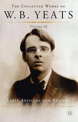 Collected works of W.B. Yeats image