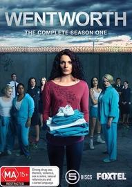 Wentworth - Season 1 on DVD