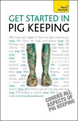 Get Started In Pig Keeping by Tony W. York image