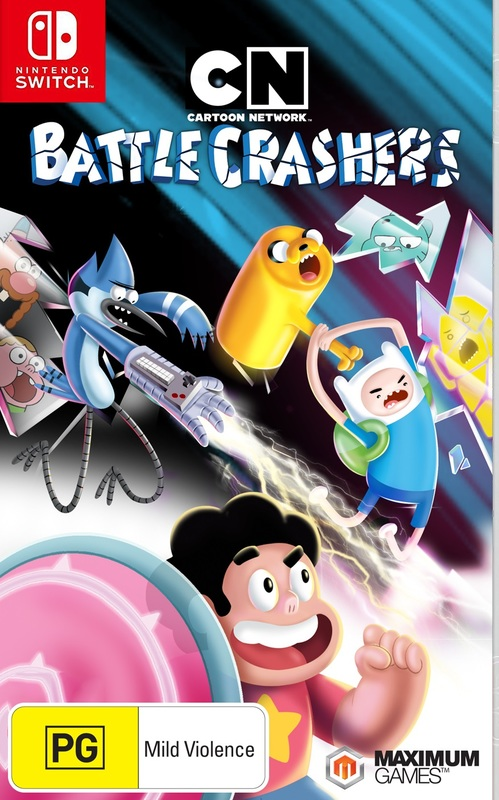 Cartoon Network: Battle Crashers for Nintendo Switch