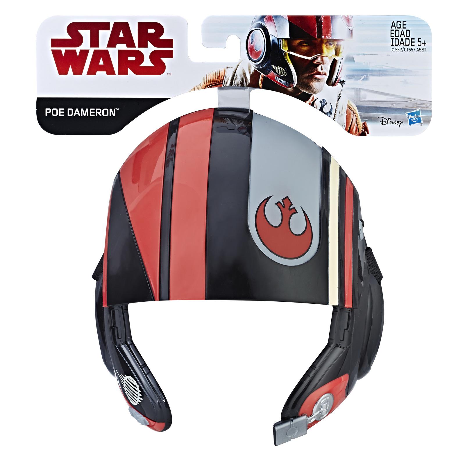 Star Wars: The Last Jedi Mask - Poe Dameron image