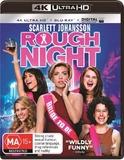 Rough Night on Blu-ray, UHD Blu-ray