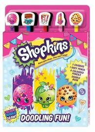 Shopkins 5-Pencil Set