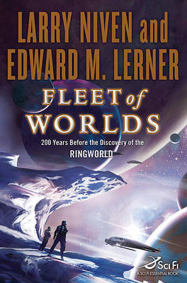 Fleet of Worlds by Larry Niven image