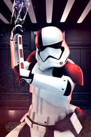 Star Wars The Last Jedi: Executioner Trooper - Maxi Poster (668)