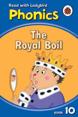 The Royal Boil by Paul Dowswell