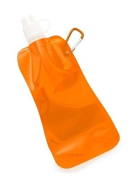 Maxwell & Williams: Aqua Power Water Bottle - Orange (450ml)