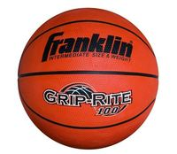 Franklin B6 Grip Rite 100 Rubber Basketball