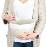 Twine: Pantry - Clay & Ceramic Mixing Bowl Set