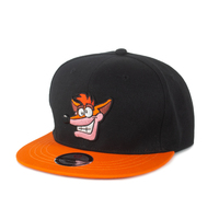 Crash Bandicoot: Classic Crash Snapback Hat