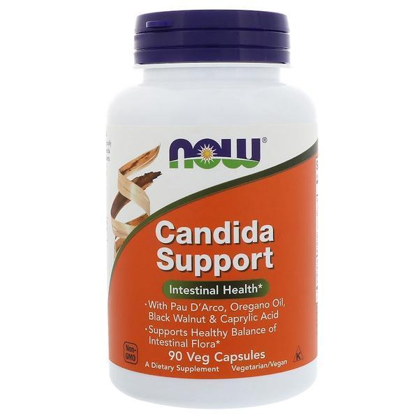 Now Foods Candida Support (90 Vege Caps) image