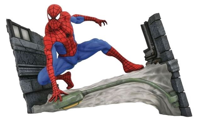 Marvel: Spider-Man - Collector's Gallery Statue