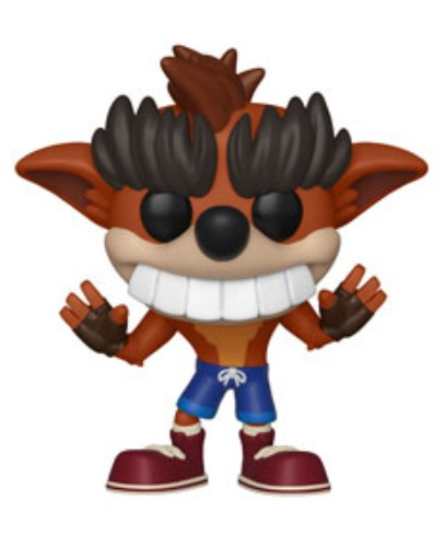Fake Crash Bandicoot - Pop! Vinyl Figure