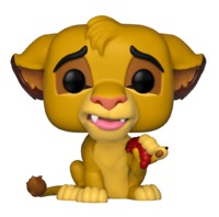The Lion King - Simba Pop! Vinyl Figure image