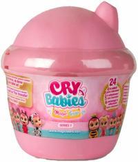 Cry Babies Magic Tears Mini Doll Bottle House [Blind Box] image