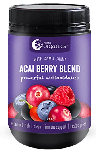 Nutra Acai Berry Blend (200g)