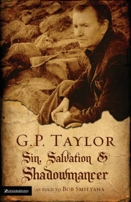 "G.P. Taylor: Sin, Salvation and ""Shadowmancer"" by Bob Smietana image"