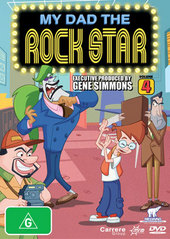 My Dad The Rock Star - Vol. 4 on DVD