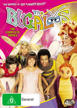 Bugaloos, The - The Complete Series (3 Disc Set) on DVD