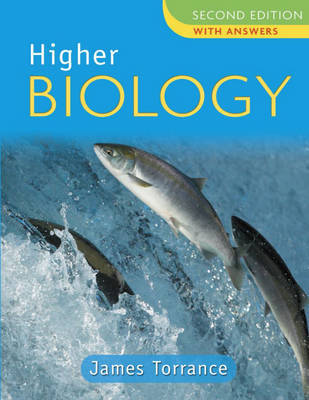 Higher Biology: with Answers by James Torrance image