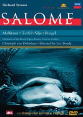 Richard Strauss: Salome on DVD